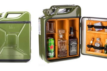 Jerry can mini Bar