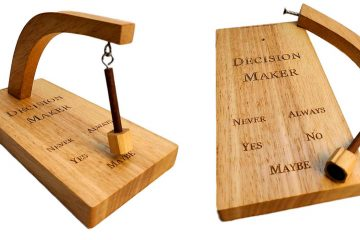 Pendulum Decision maker