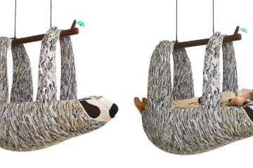 Sloth lounger