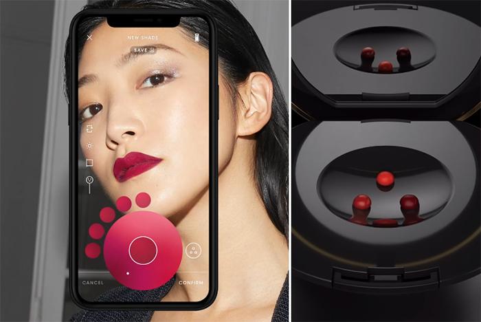 ai-powered makeup device