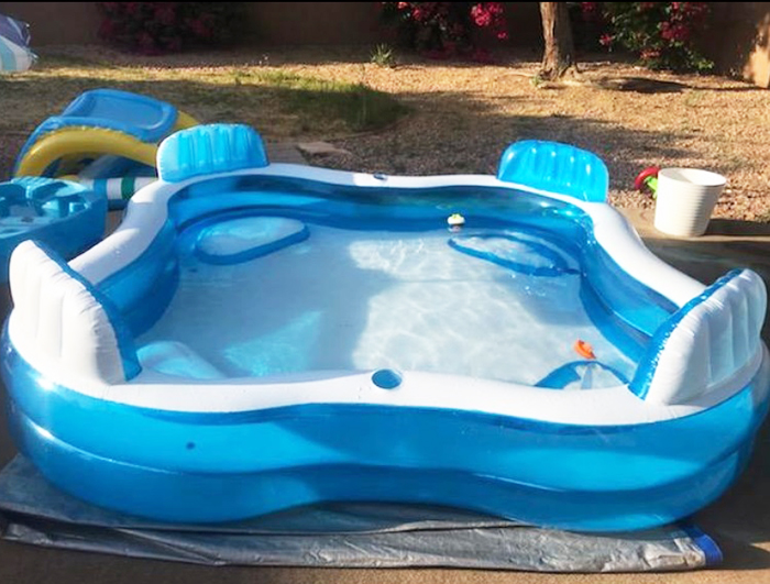 blow up pool customer review danielle