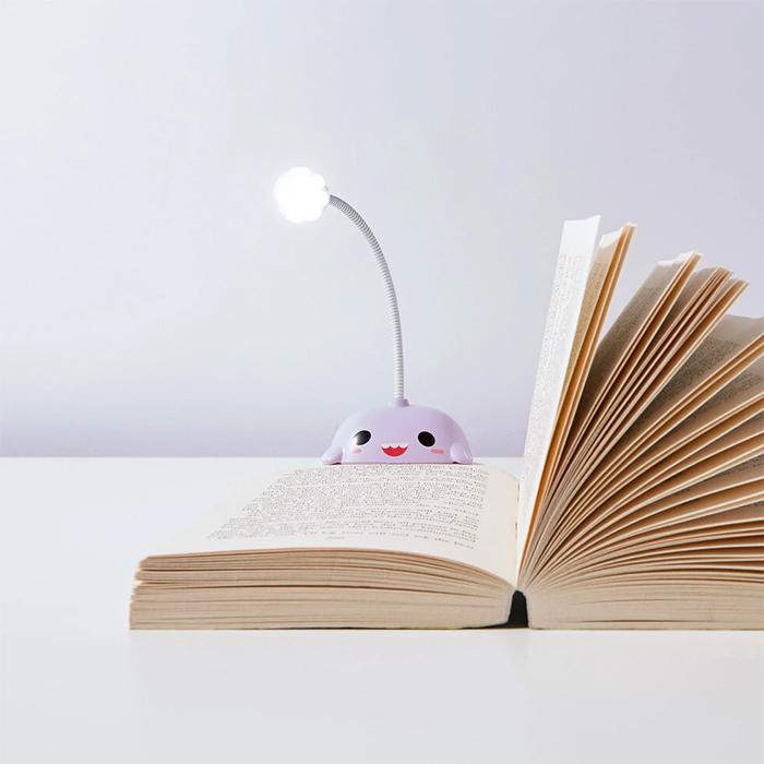 cute portable reading led lamp