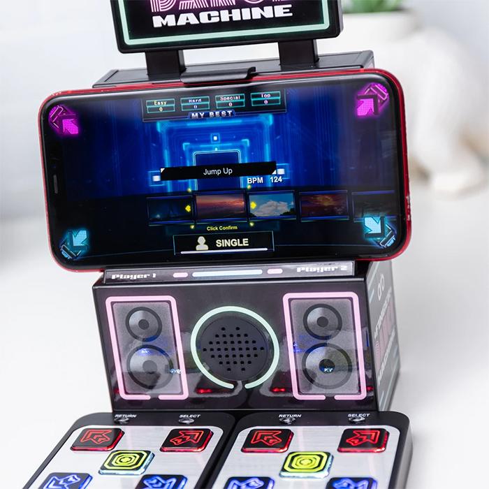 finger dance machine phone app