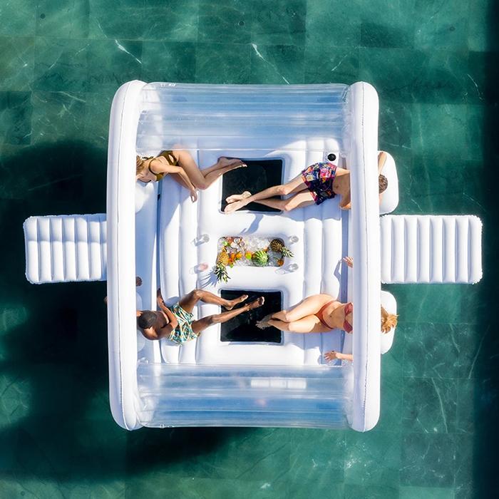 funboy giant cabana dayclub float