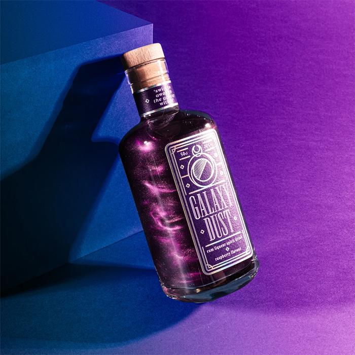 galaxy dust rum liqueur