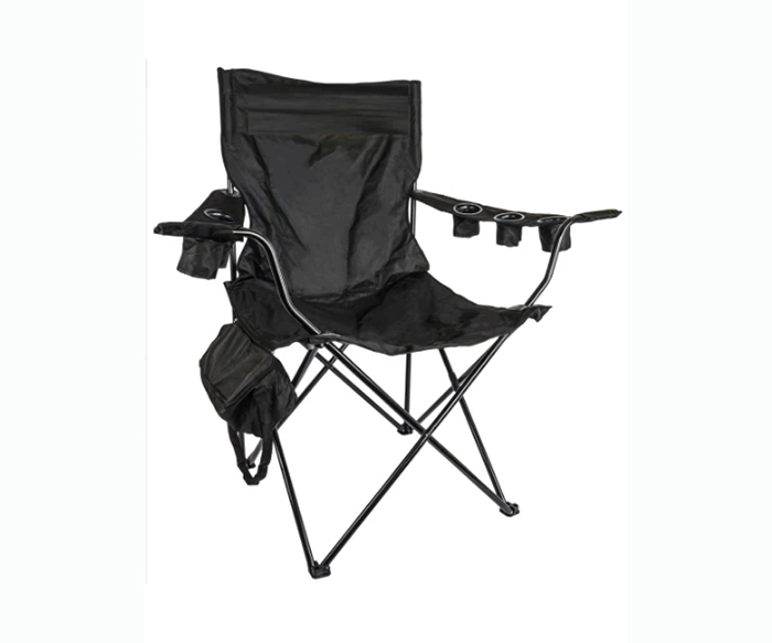 giant folding chair removable cooler
