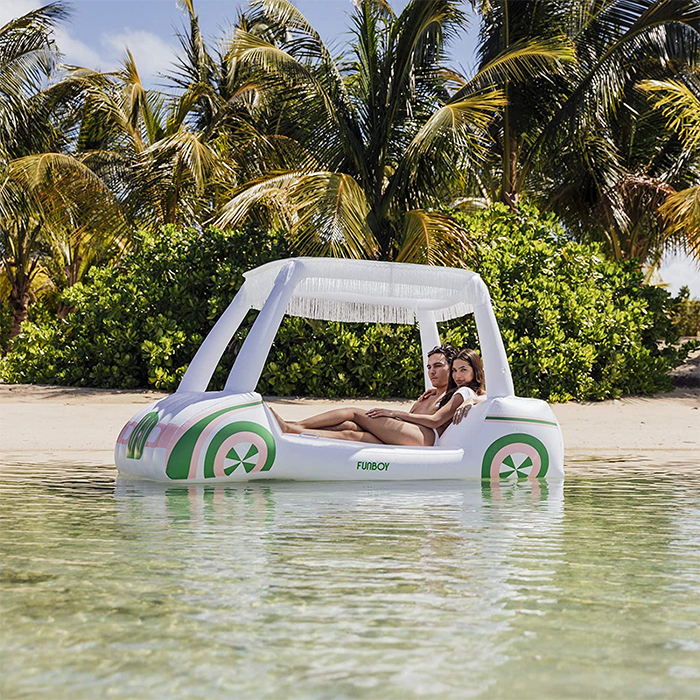 inflatable buggy car
