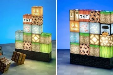 minecraft block-building light