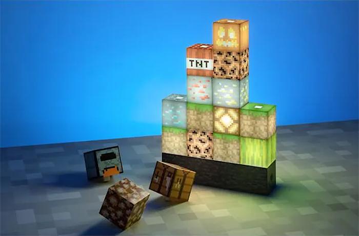 minecraft block-building light stackable