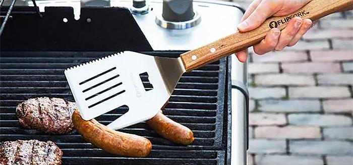 multi-tool grill spatula fork