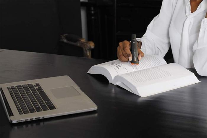 multifunctional pen scanner