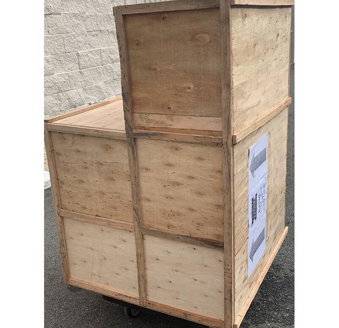 office armchair cargo box