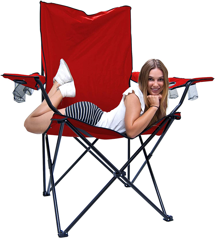 oversized foldable chair