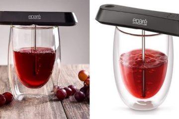 pocket wine aerator
