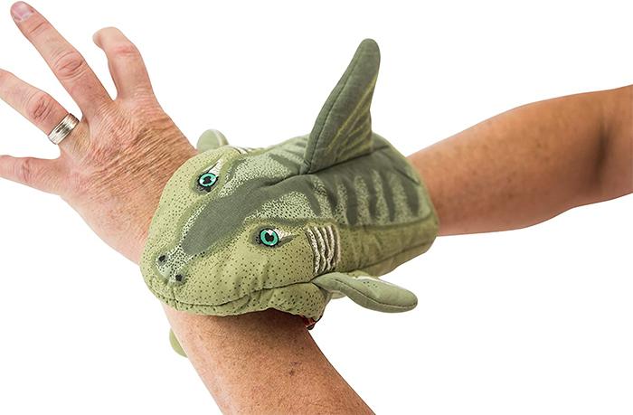 shark oven mitt realistic