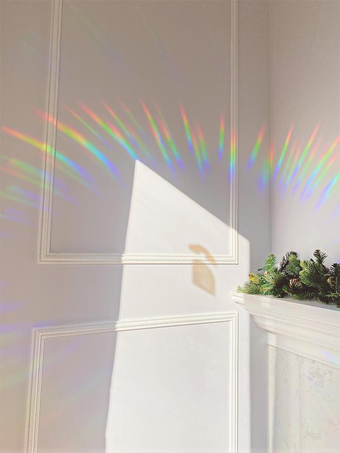 suncatcher rainbow maker