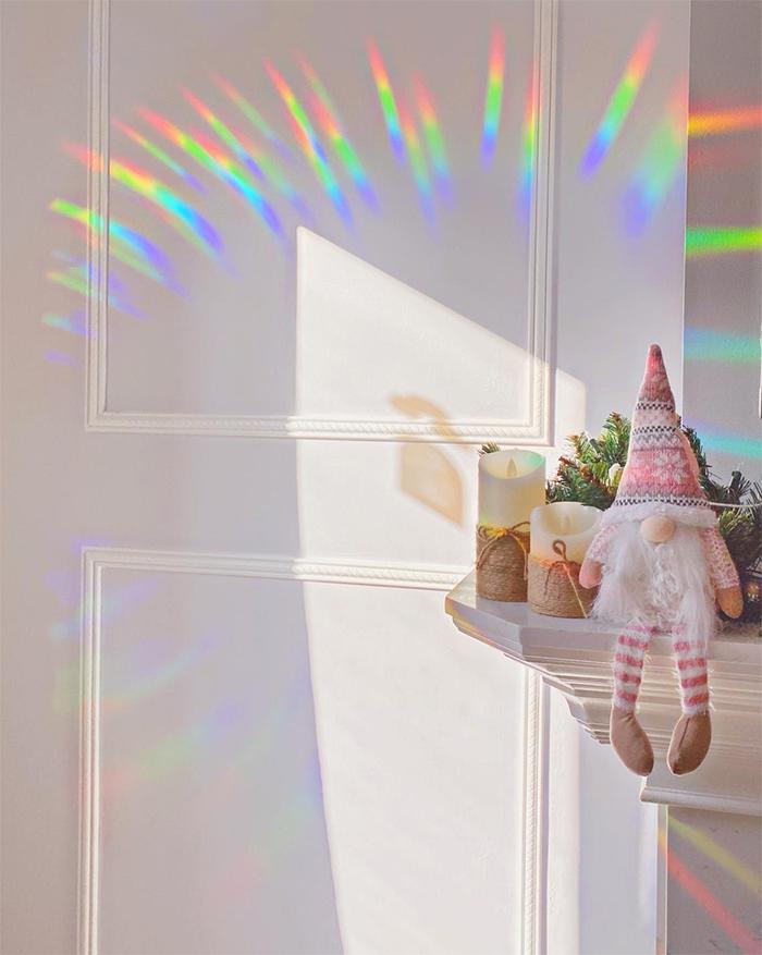 suncatcher window decal