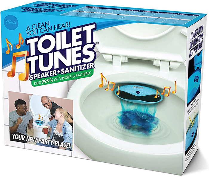 toilet tunes