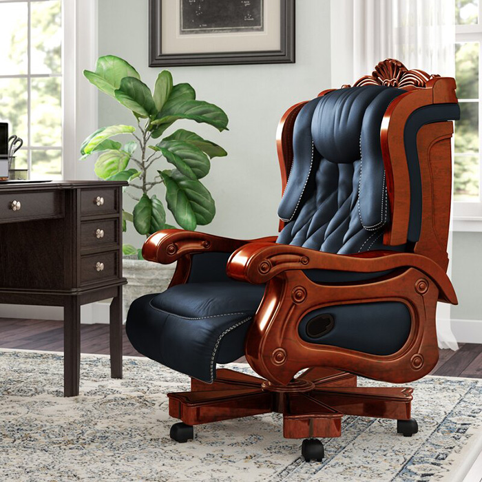 ultimate leather executive chair