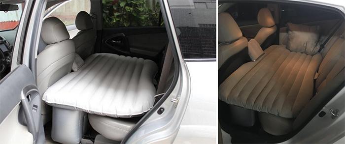 versatile air bed car