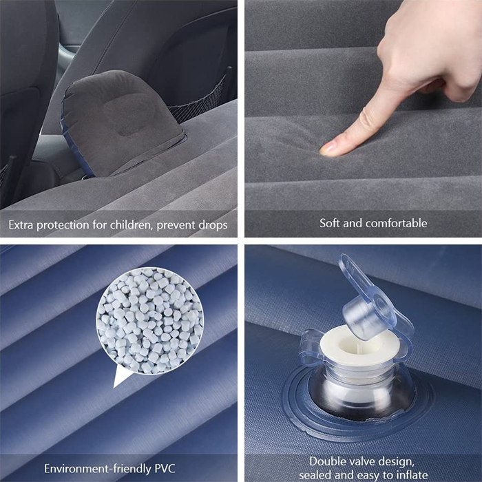 versatile air bed pvc oxford fabric