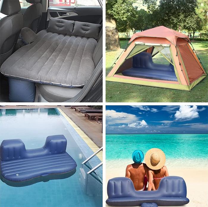 versatile air bed