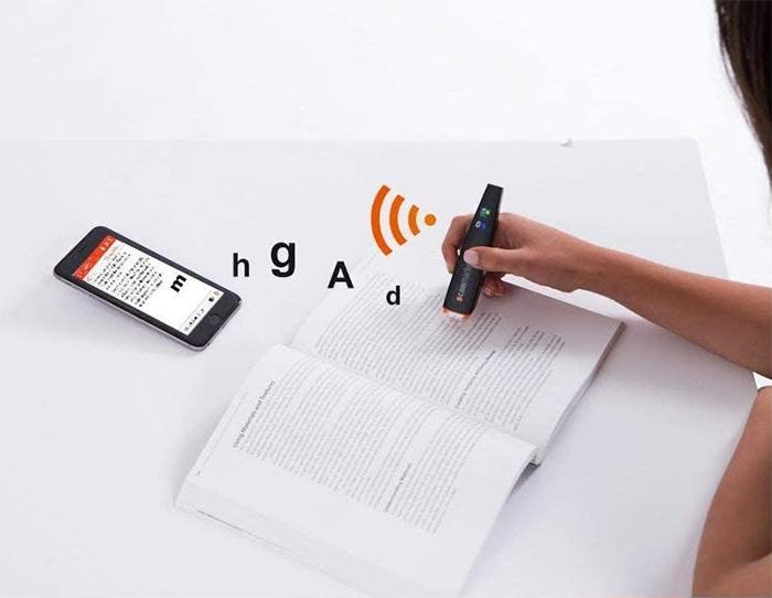 wireless pen scanner