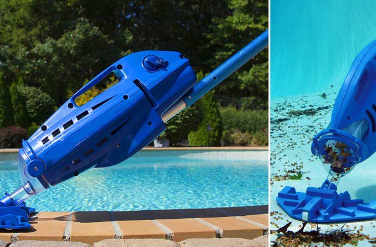 Hoseless Pool Vacuum