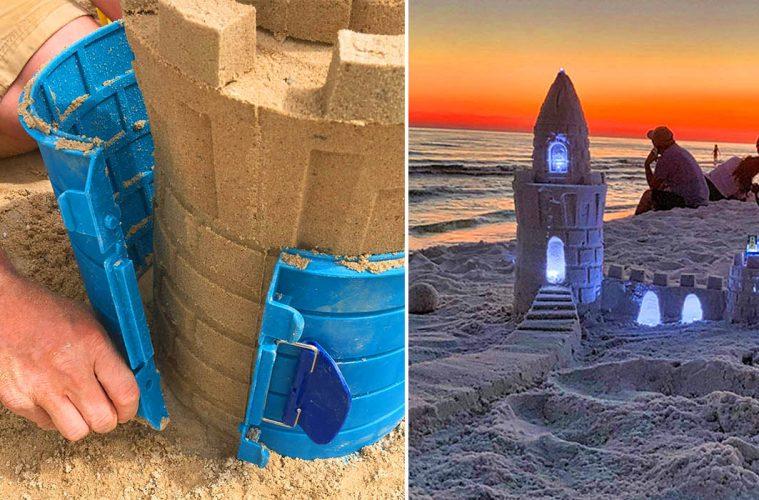 Sand Castle Mold Set