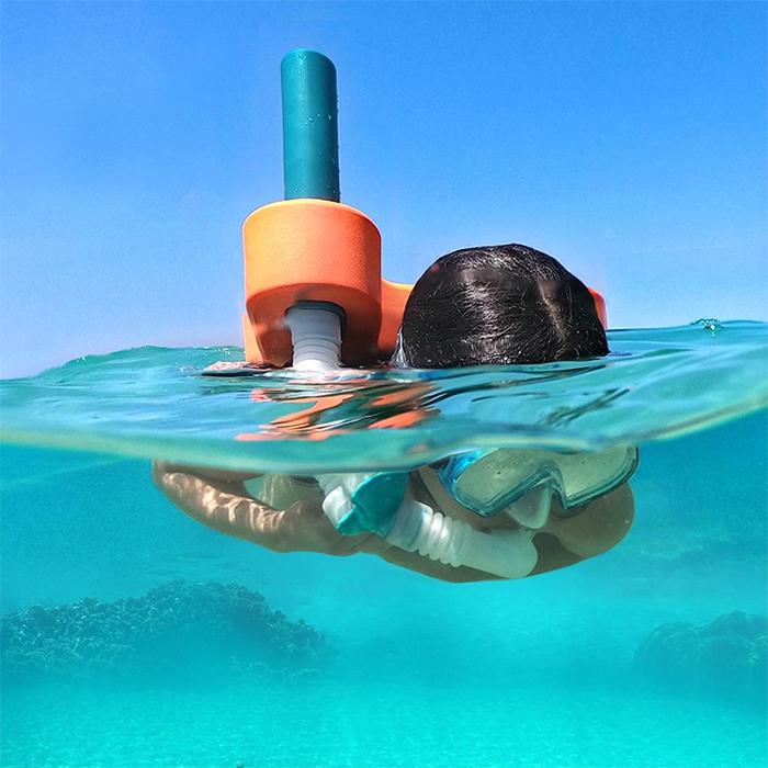 bouy vest snorkeling buoyancy