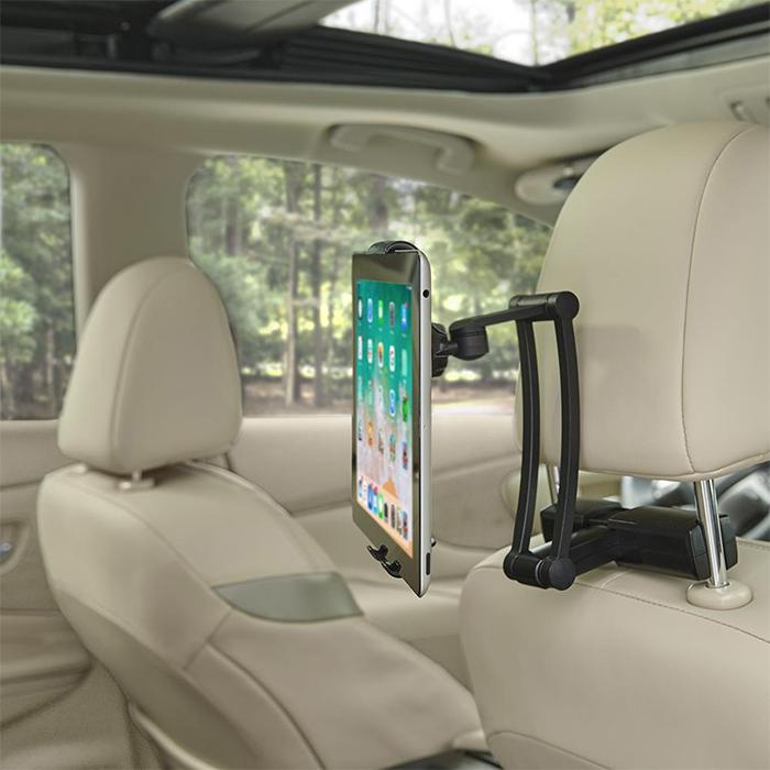 flexible phone mount back seat