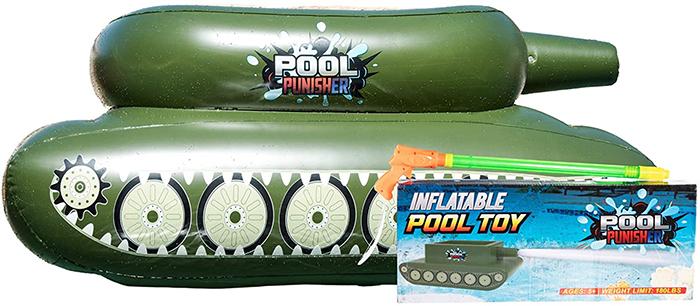 pool punisher tank pool float