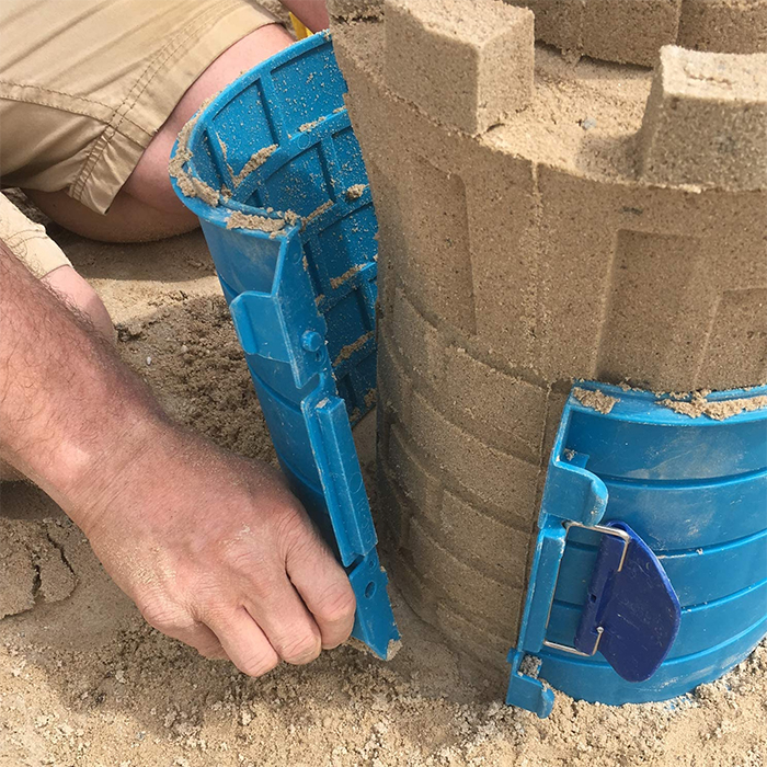 sand castle mold set split system