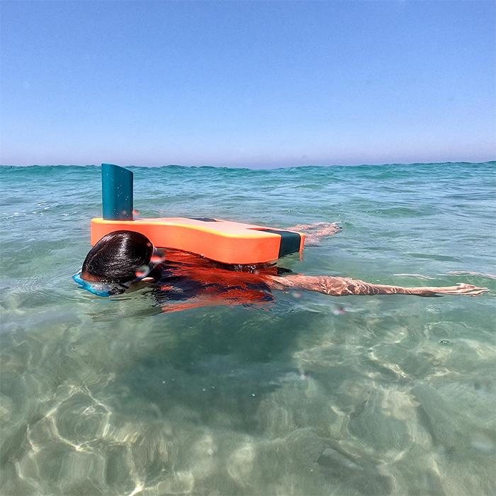snorkel stabilization system buoy