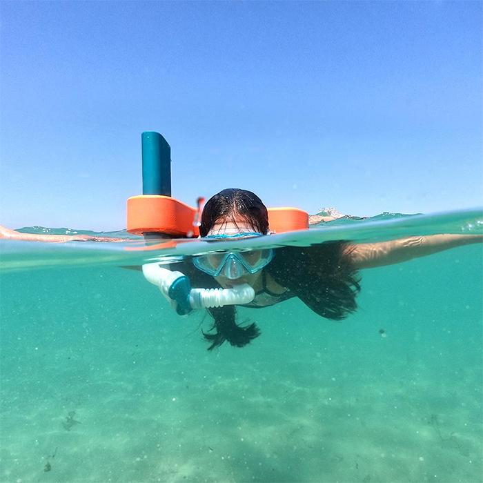 snorkeling buoyancy aid vest