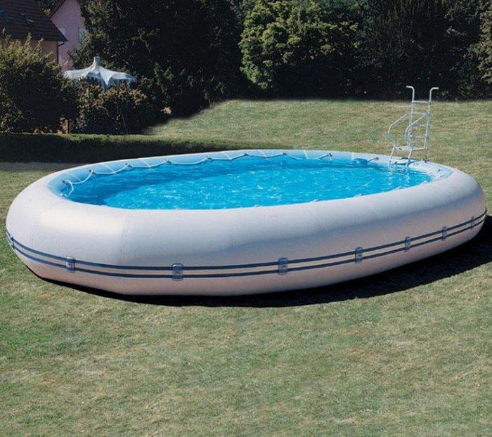 zodiac ovline giant inflatable oval pool