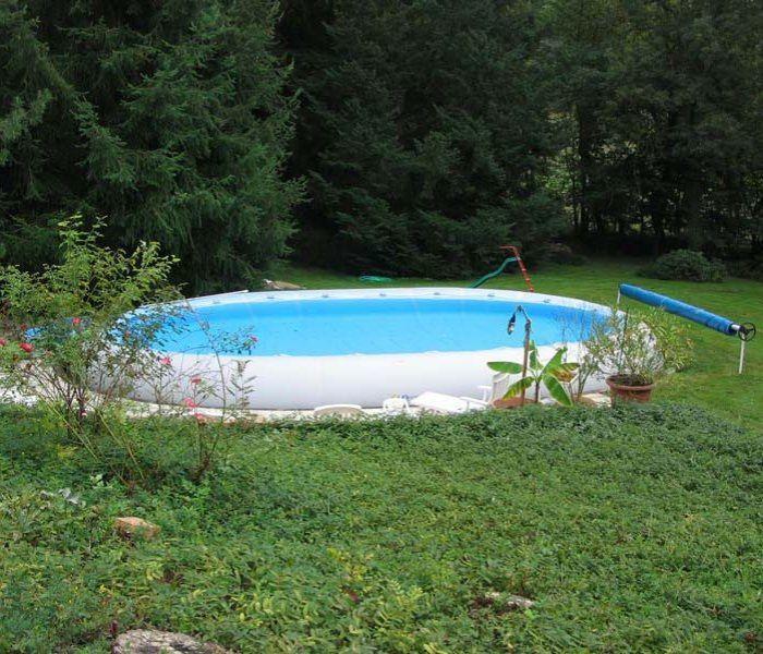 zodiac ovline original giant inflatable pool