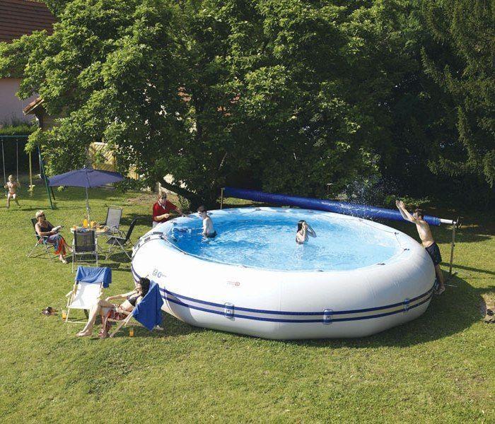 zodiac winky giant inflatable pool