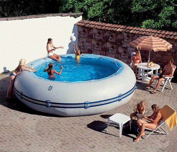 zodiac winky original giant inflatable pool