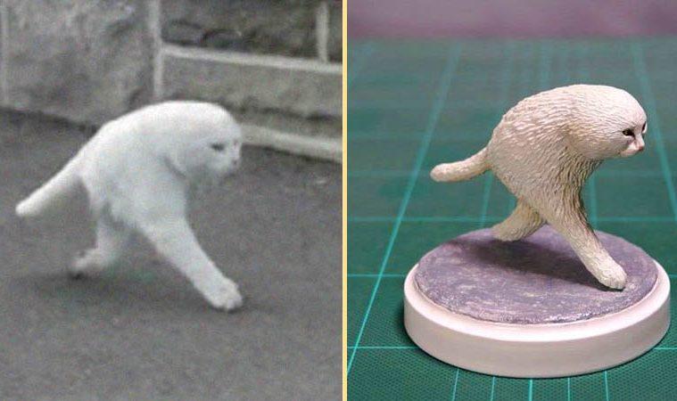 Meme sculptures