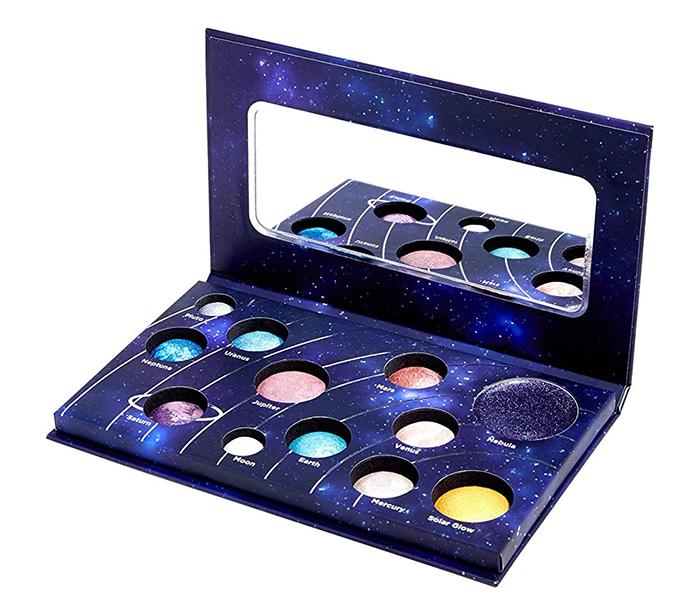 asrtonomical makeup palette
