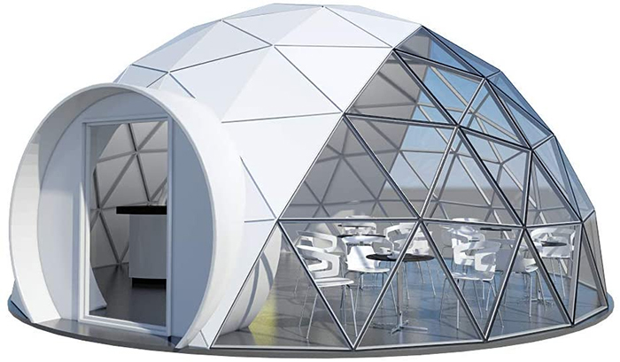 geodesic dome tent