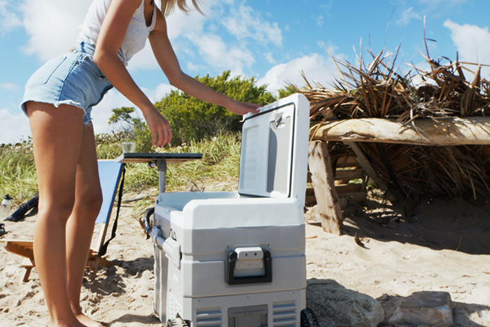 gosun chillest solar-operated chiller