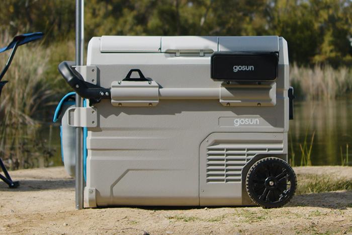 gosun chillest solar-powered cooler