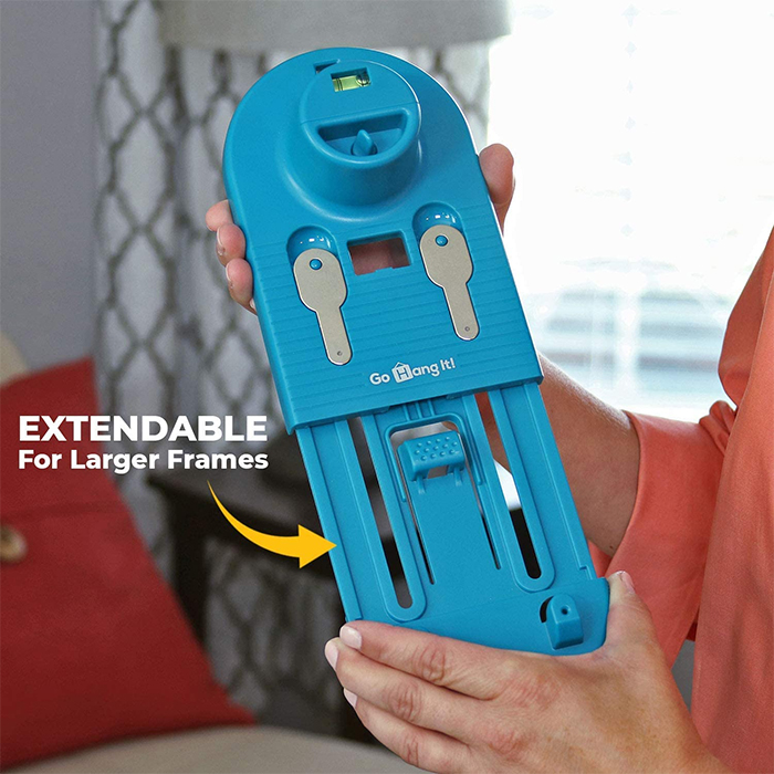 hanging pictures tool extendable