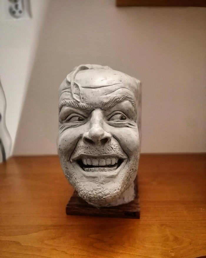 jack torrance the shining bookend
