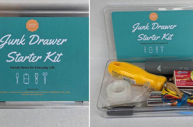 junk drawer starter kit