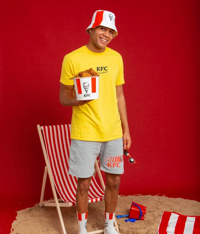 kfc bucket hat