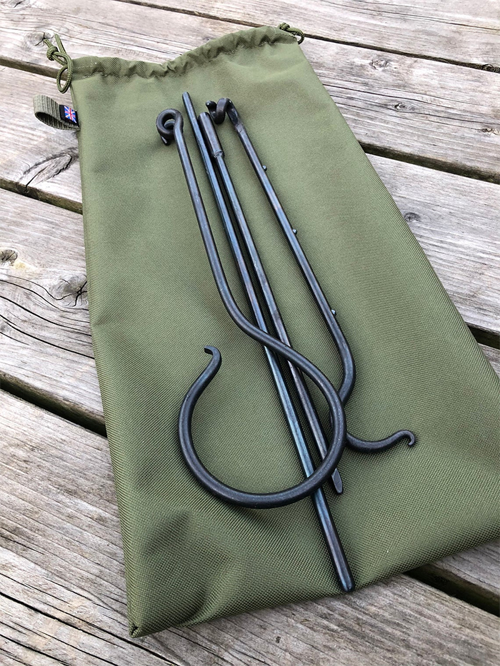pan mini fire anchor components