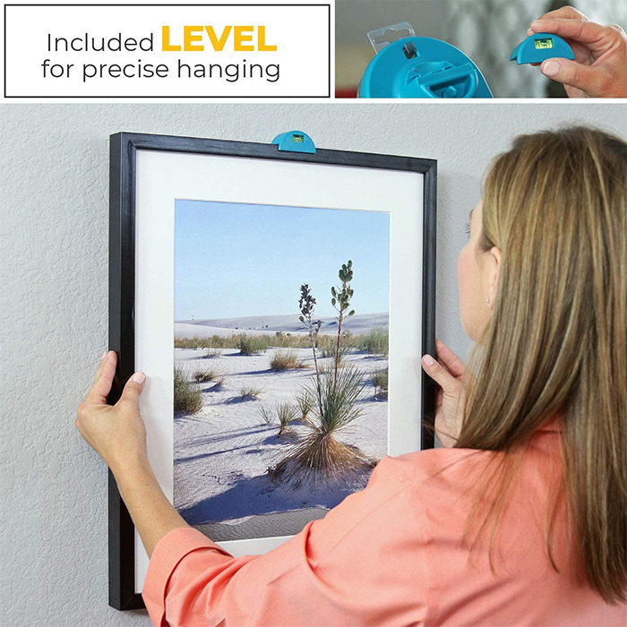 picture frame leveling kit